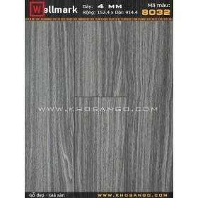 Sàn nhựa hèm khoá Wellmark 8032