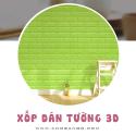 Foam Wall 3D