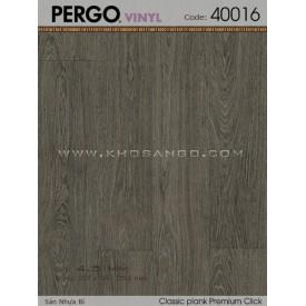 Sàn nhựa Pergo 40016