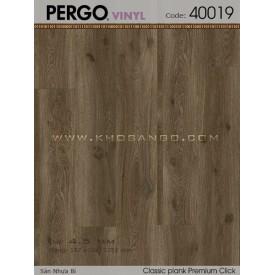 Sàn nhựa Pergo 40019