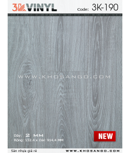 3K Vinyl Flooring K190