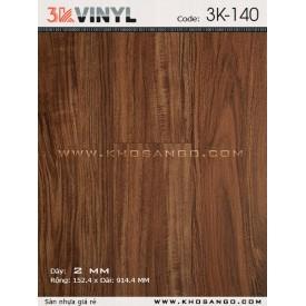 Sàn nhựa 3K Vinyl K140