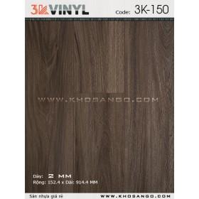 Sàn nhựa 3K Vinyl K150