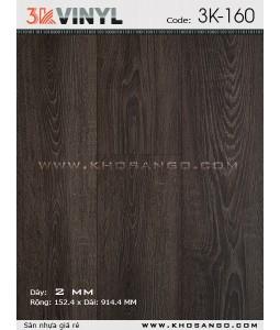 Sàn nhựa 3K Vinyl K160