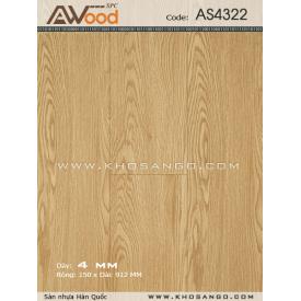 Sàn nhựa hèm khóa AS4322