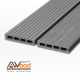 AWood Decking HD140x25-4 Darkgrey