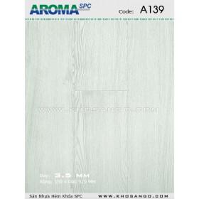 Aroma Spc A139