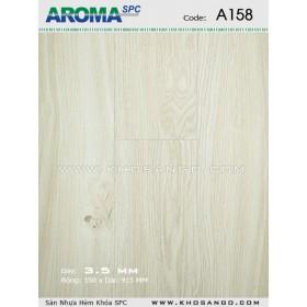 Aroma Spc A158