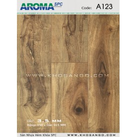 Aroma Spc Flooring A123