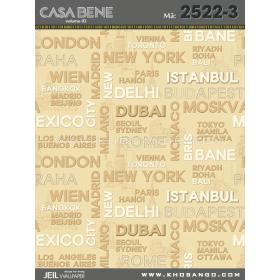 Giấy dán tường Casa Bene 2522-3