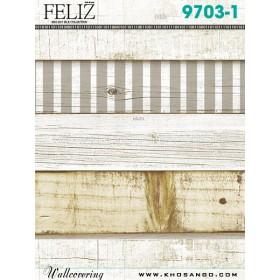 Giấy dán tường Feliz 9703-1
