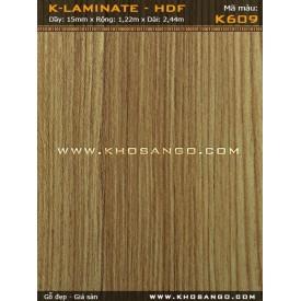 Ván lót gác LG-K609