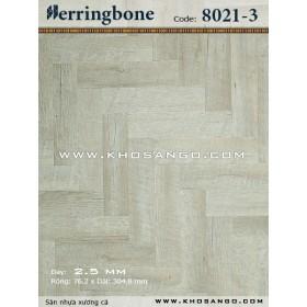 Sàn nhựa xương cá 8021-3