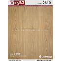 LG Vinyl Flooring 2610
