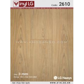 Sàn nhựa Vinyl LG 2610