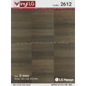 Sàn nhựa Vinyl LG 2612