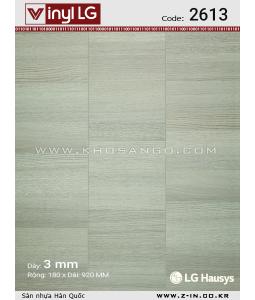 LG Vinyl Flooring 2613