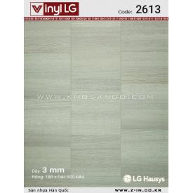 Sàn nhựa Vinyl LG 2613