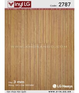 Sàn nhựa Vinyl LG 2787
