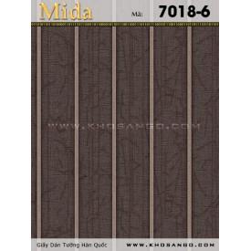 Giấy dán tường Mida 7018-6