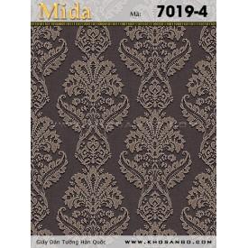 Mida wallpaper 7019-4