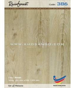 RainForest Flooring 386