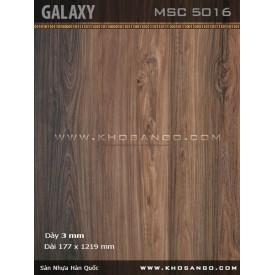 Sàn nhựa Galaxy MSC5016