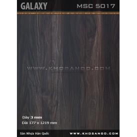 Sàn nhựa Galaxy MSC5017