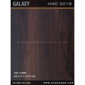 Sàn nhựa Galaxy MSC5018