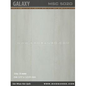 Sàn nhựa Galaxy MSC5020