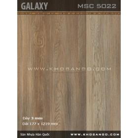 Sàn nhựa Galaxy MSC5022