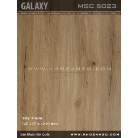 Sàn nhựa Galaxy MSC5023