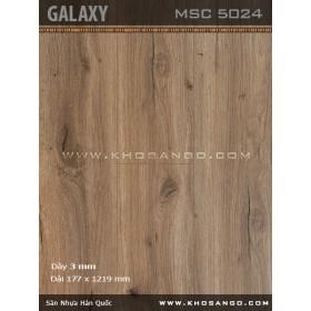 Sàn nhựa Galaxy MSC5024