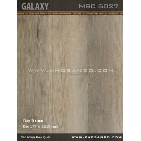 Sàn nhựa Galaxy MSC5027