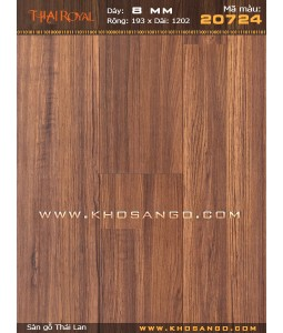 Sàn gỗ ThaiRoyal 20724