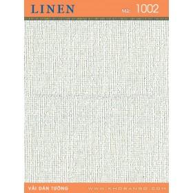 Vải dán tường Linen 1002