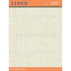 Vải dán tường Linen 1003
