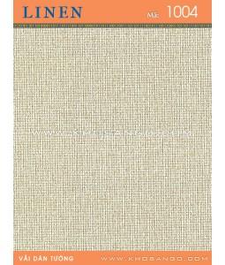 Vải dán tường Linen 1004