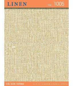 Vải dán tường Linen 1005
