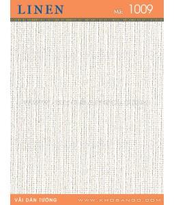 Vải dán tường Linen 1009