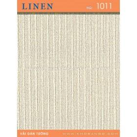 Vải dán tường Linen 1011