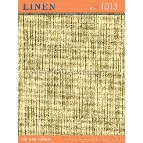 Vải dán tường Linen 1013