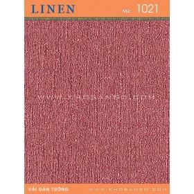 Vải dán tường Linen 1021