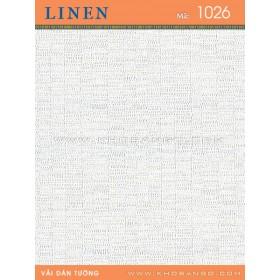 Vải dán tường Linen 1026