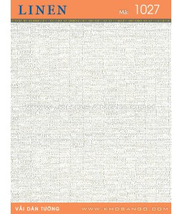 Vải dán tường Linen 1027