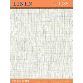 Vải dán tường Linen 1035