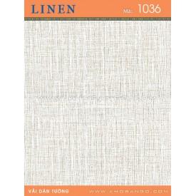 Vải dán tường Linen 1036