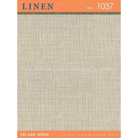 Vải dán tường Linen 1037