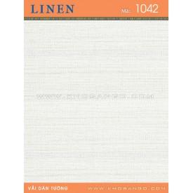 Vải dán tường Linen 1042