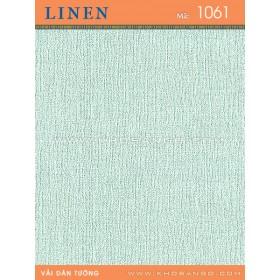 Vải dán tường Linen 1061